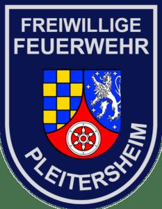 Logo Freiwillige Feuerwehr Pleitersheim